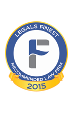 Legals Finest - Recommended Law Firm 2015