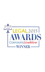 Legal Awards 2015 - Corporate LiveWire